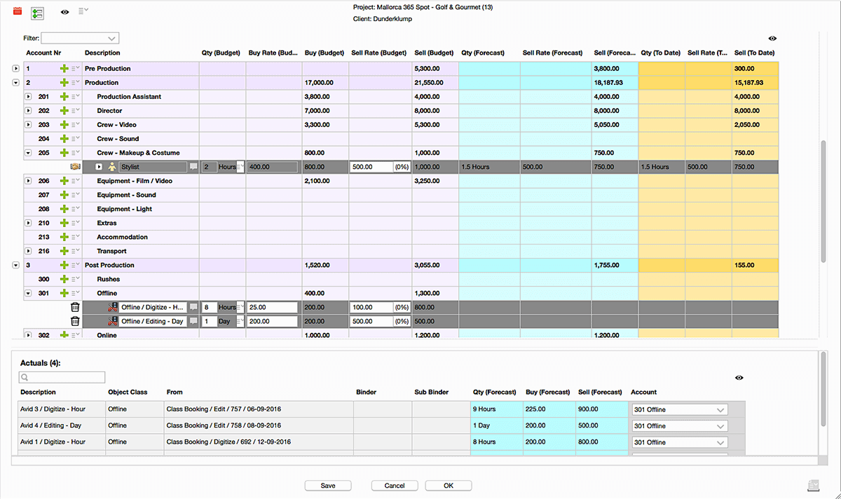 farmerswife budgeting Add-On