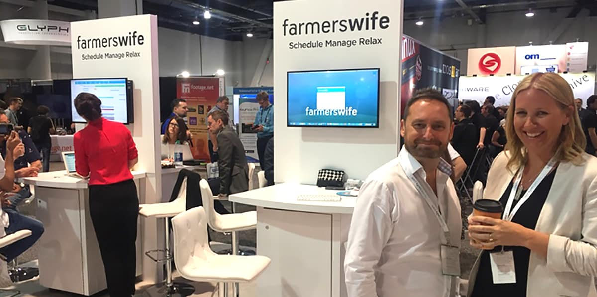 farmerswife at NAB